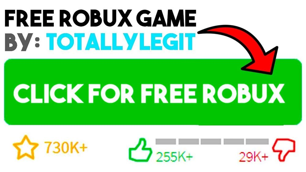 Free robux no buying anything
